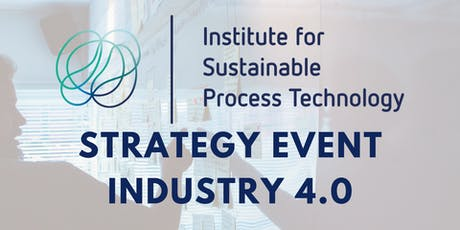 Strategy Event Industry 4.0 tickets