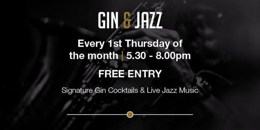 Gin & Jazz Evening