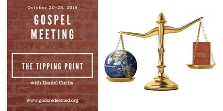 Special Bible Series: The Tipping Point tickets