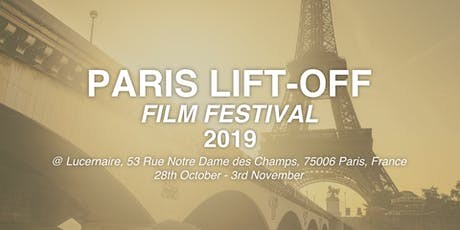 Paris Lift-Off Film Festival 2019 billets