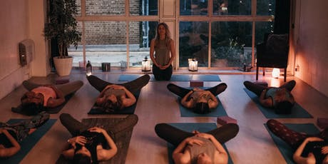 'SLOW-DOWN SUNDAYS' - charity yoga classes at Soul Stretch, Brixton tickets