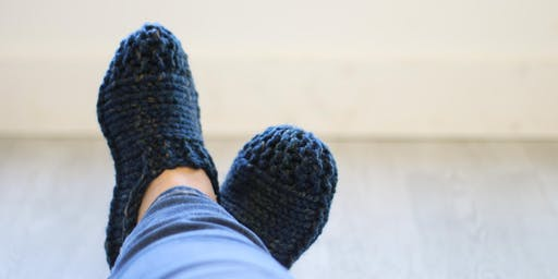 The Cloud Slippers Knitting Workshop