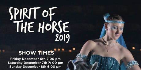 The Spirit of The Horse Holiday Show tickets