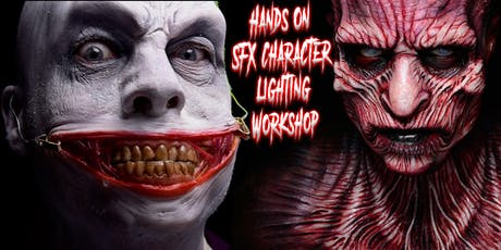 Hands On Small Group Lighting Workshop | SFX Makeup & Character tickets