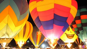 Chattanooga Hot Air Balloon Festival