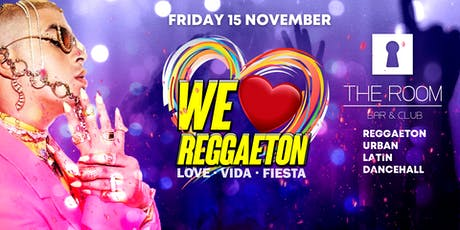 We Love Reggaeton Birthday Edition I Hamburg Tickets