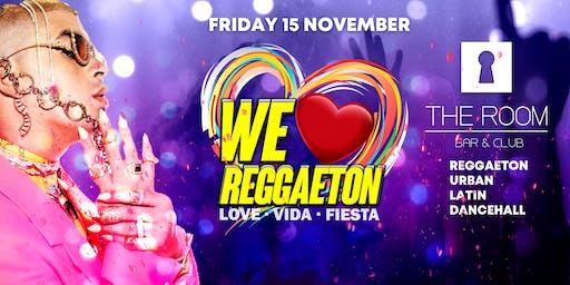 We Love Reggaeton Birthday Edition I Hamburg