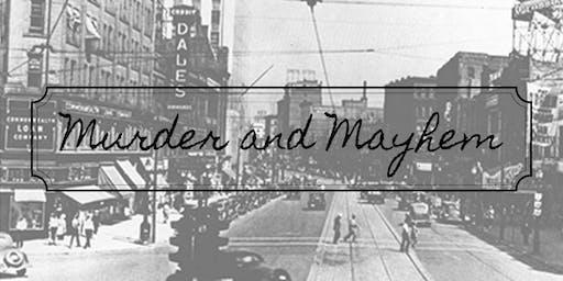 Murder and Mayhem - Akron2Akron Walking Tour