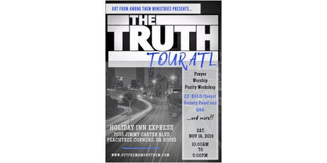 The Truth Tour Atlanta tickets