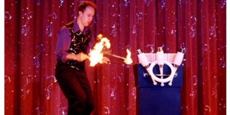 Magic with Mark the Magician tickets