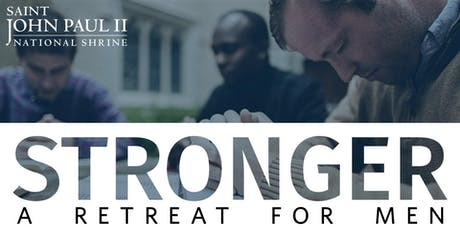 Stronger – A Retreat for Men 11-09-19 tickets