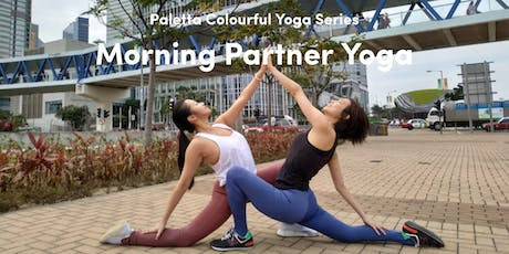 Paletta Colourful Yoga Series - Morning Partner Yoga tickets