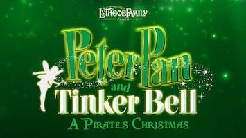 """Peter Pan and Tinkerbell: A Pirates Christmas"""