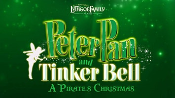 """Peter Pan and Tinkerbell: A Pirates Christmas"""