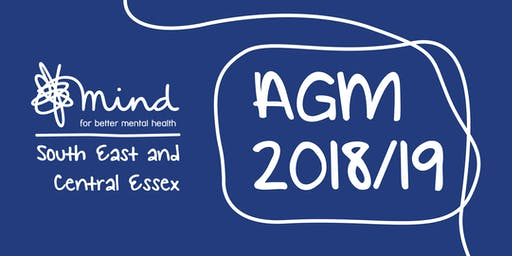 South East and Central Essex Mind 2018/19 AGM Networking Event