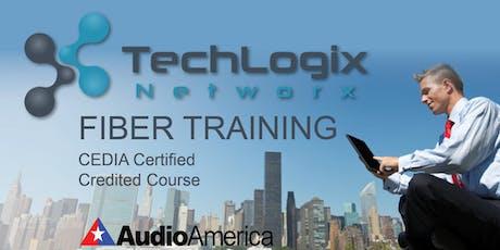 TechLogix Fiber Training tickets