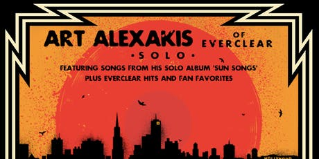 ART ALEXAKIS of Everclear (solo) tickets