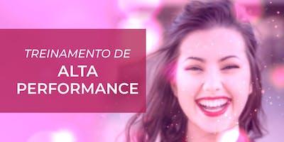 TREINAMENTO DE ALTA PERFORMANCE