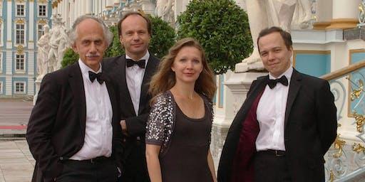 CENTENNIAL CELEBRATIONS: Rimsky-Korsakov Quartet plays Beethoven & Rimsky