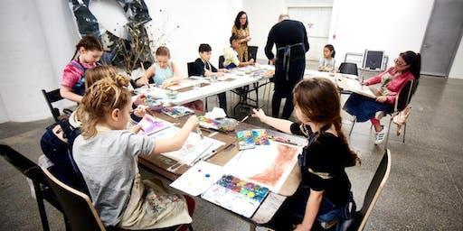 Pacheco's Aprons at Mana: Kids' Art Classes