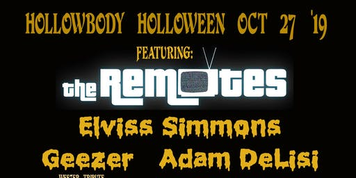 Hollowbody LA Presents: Adam DeLisi, The Remotes, Elviss Simmons, Geezer