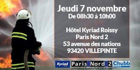 Invitation Petit-Déjeuner Conférence billets