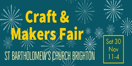 Craft and Makers Fair tickets