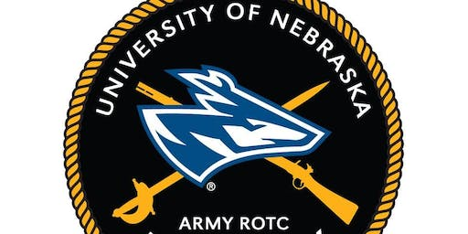 UNK ROTC Visit Day