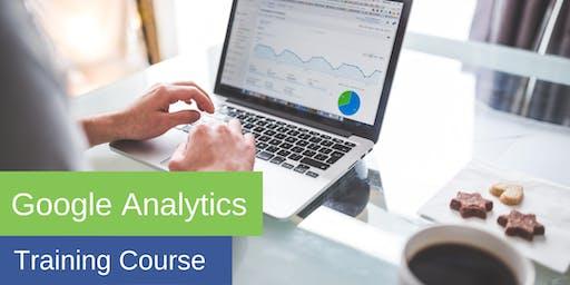 Google Analytics Training Course - Leeds