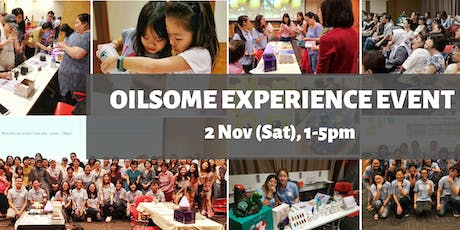 Oilsome experience with AromaMayMay tickets