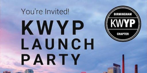 KWYP Birmingham Launch Event