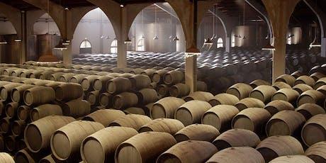 Wine Class - Sherry tickets