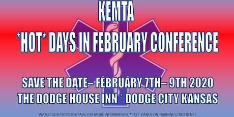 KEMTA HoT 2020 Conference Vendor Registration tickets