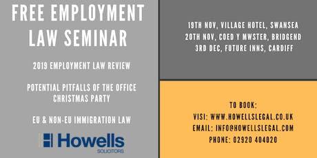 Employment Law Seminars tickets