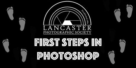 First Steps in Photoshop tickets