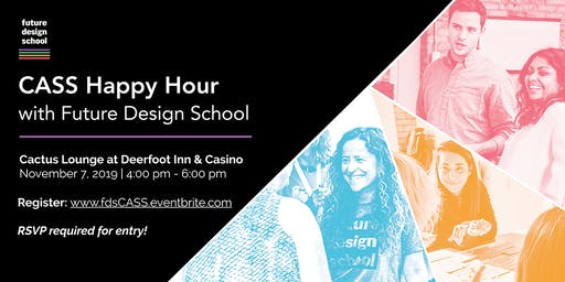 CASS Happy Hour with Future Design School