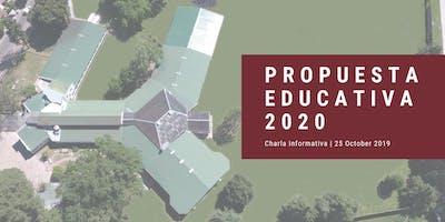 PROPUESTA EDUCATIVA 2020 - TODOS LOS NIVELES