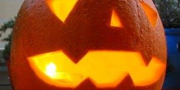 Pumpkin Carving at Peel Park