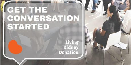 Work, Home and Life After Living Donation tickets