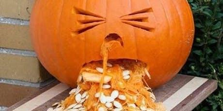 Pumpkin Carving & Cocktails tickets