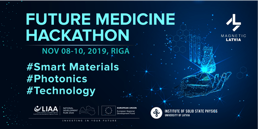 Future Medicine + Smart Materials, Photonics and Technology