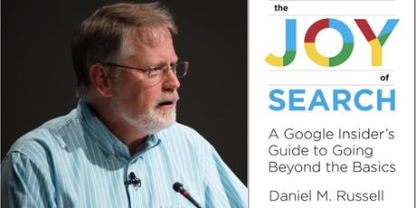 Joy of Search: Discussion and Book Signing tickets