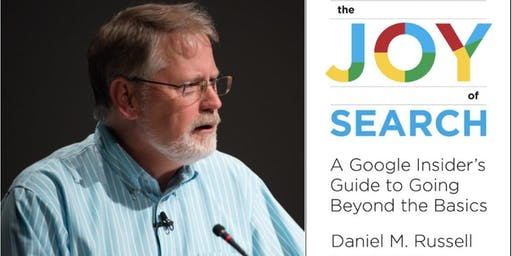 Joy of Search: Discussion and Book Signing