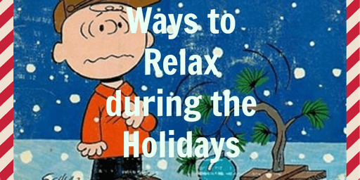 How to Deal with Stress & Fatigue During the Holidays