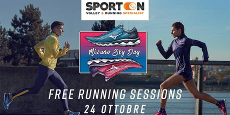 Mizuno Sky Day - Catania Tickets