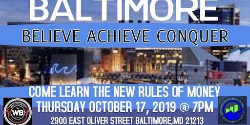 Baltimore Forex Trading Meeting
