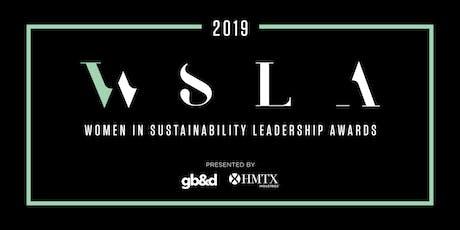 2019 Women in Sustainability Leadership Award Reception tickets
