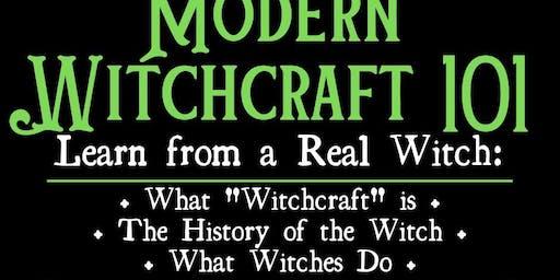 Modern Witchcraft 101