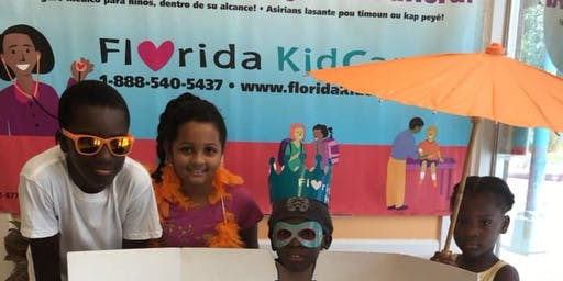 Treasure Coast Florida KidCare Coalition Meeting