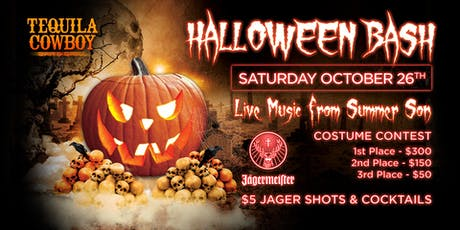 2019 Halloween Bash with Summer Son tickets
